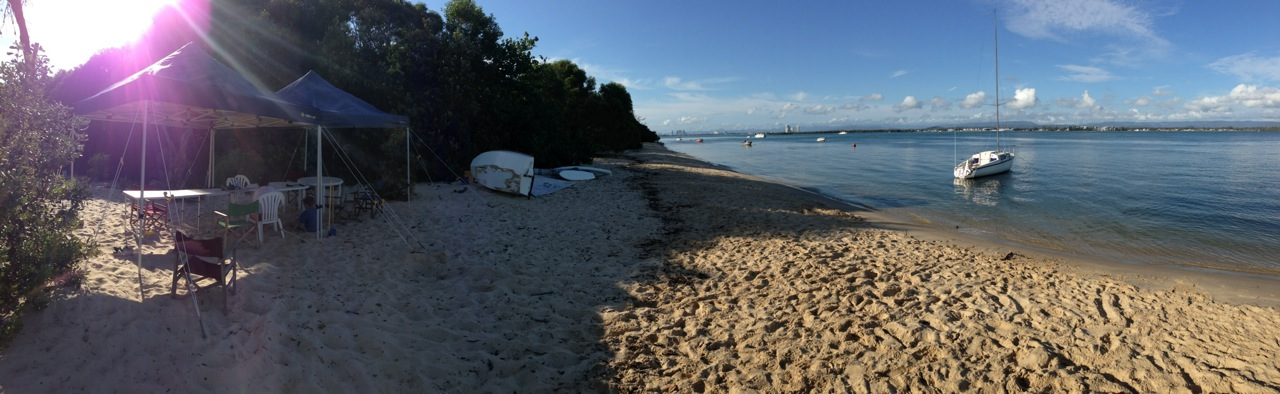 Beach, Boat, Relax
